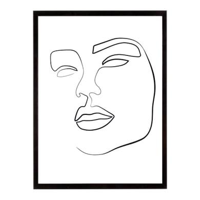 Stampa incorniciata Linear Dream-Behold 40.7x50.7 cm