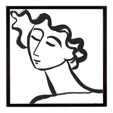 Stampa incorniciata Linear Daydreams 40.7x50.7 cm