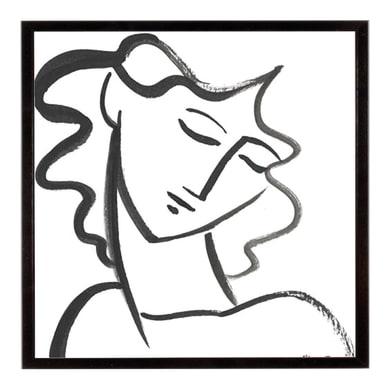 Stampa incorniciata Linear Reflection 40.7x50.7 cm