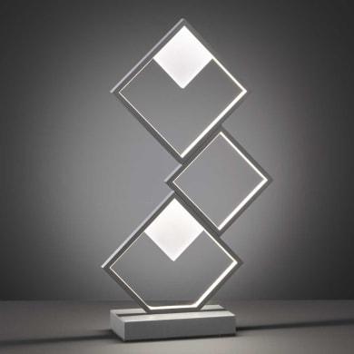 Lampada da tavolo Moderno Jade grigio , in metallo, WOFI