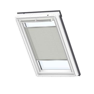 Tenda plissé per finestra da tetto VELUX F06 L 66 x H 118 cm sabbia