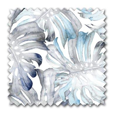 Tessuto Tropicale azzurro 300 cm