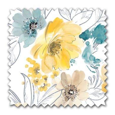 Tessuto Primavera giallo 300 cm