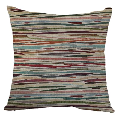 Cuscino Raya naturale 50x50 cm