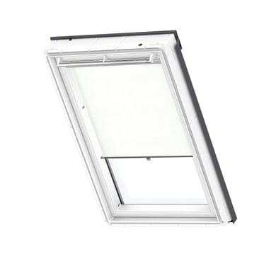 Tenda avvolgibile VELUX RHL 100 1028S L 55 x H 98 cm bianco