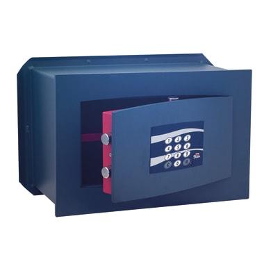 Cassaforte con codice elettronico STARK 855A fissaggio a pavimento L 49 x P 19.5 x H 32 cm