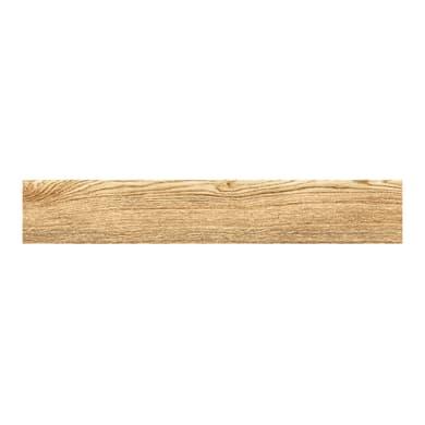 Battiscopa con becco a civetta Aberdeen H 10 x L 60 cm legno