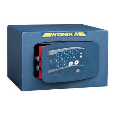 Cassaforte con codice elettronico STARK 3252TK da fissare a parete L 37 x P 32 x H 24 cm
