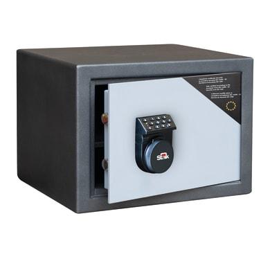 Cassaforte con codice elettronico STARK FS40 da fissare L 45 x P 38 x H 33 cm