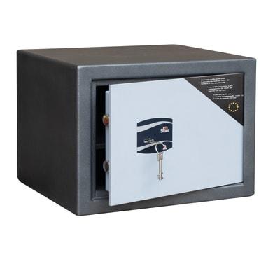 Cassaforte a chiave STARK FS40 da mobile con fissaggio L45 x P38 x H33 cm