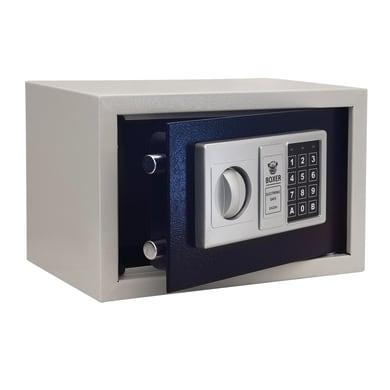 Cassaforte con codice elettronico STARK EA20H da fissare L 31 x P 20 x H 20 cm
