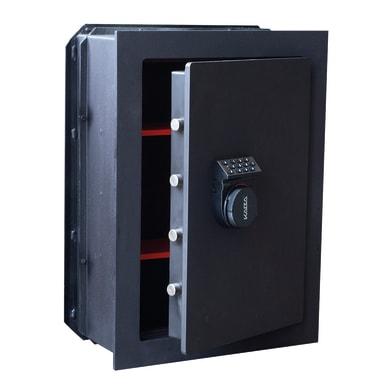 Cassaforte con codice elettronico STARK 457N da murare L 45.4 x P 22 x H 62.9 cm