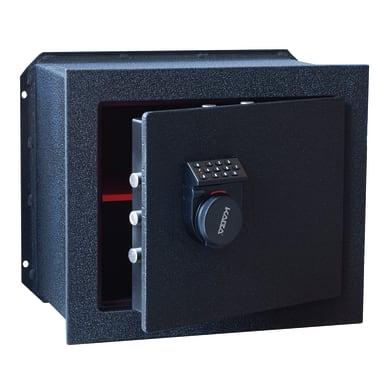 Cassaforte con codice elettronico STARK 456NPP da murare L 50.2 x P 38 x H 43.2 cm