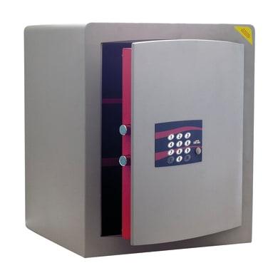 Cassaforte con codice elettronico STARK N3857A da fissare L 41.6 x P 40 x H 50 cm