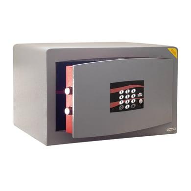 Cassaforte con codice elettronico STARK N3856A fissaggio a pavimento 47 x 30 x 35 cm