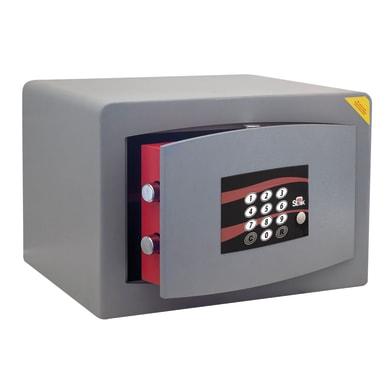 Cassaforte con codice elettronico STARK N3853A da fissare L 37.5 x P 30 x H 26 cm