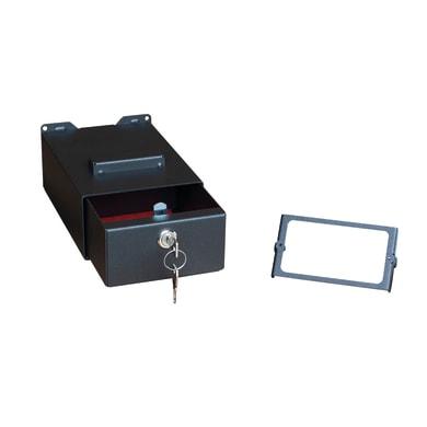 Cassaforte a combinazione meccanica STARK CFPRESA1 da murare 12.6 x 7 x 18.1 cm