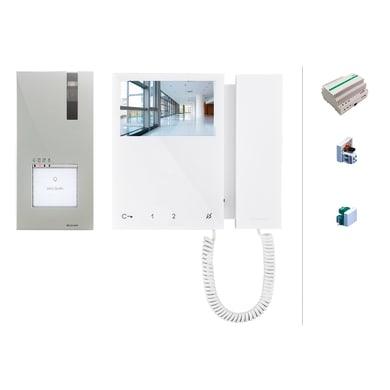 Videocitofono ip monofamiliare  COMELIT G105k 2 fili