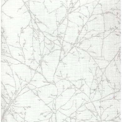Tessuto Artico c/lamina Mila argento argento 150 cm