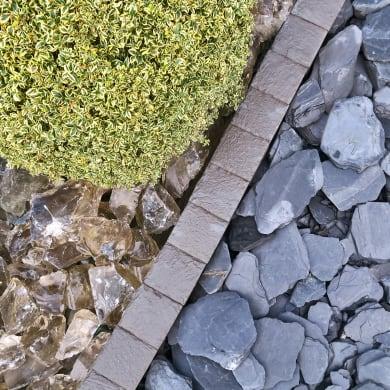 Pietra naturale 10x10 cm, Sp 65 mm,