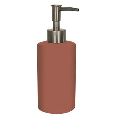 Dispenser sapone Dispenser sapone ceramica orange rosso