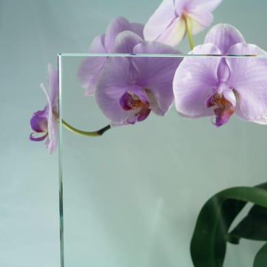 Vetro extrachiaro trasparente Sp 12 mm