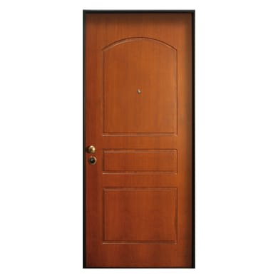 Porta blindata Better noce L 90 x H 210 cm sinistra