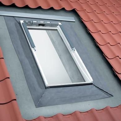 Collare impermeabilizzante VELUX BFX BK04 1000U L 47 x H 98 cm grigio
