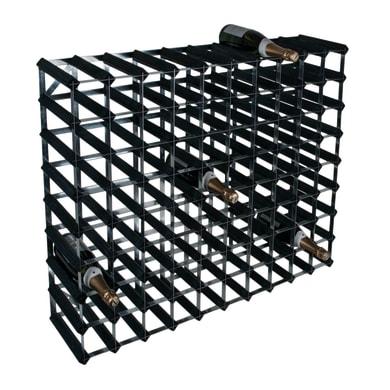 Portabottiglie 90 posti L 101 x H 83.7 x Sp 23.7 cm