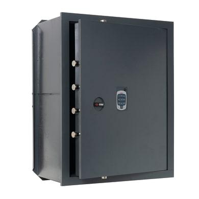 Cassaforte con codice elettronico CISA DGT Vision da murare L 49 x P 25 x H 62 cm