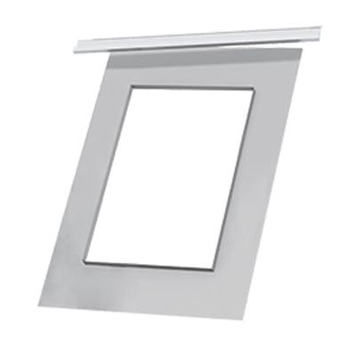Collare impermeabilizzante VELUX BFX SK01 1000U L 114 x H 70 cm grigio