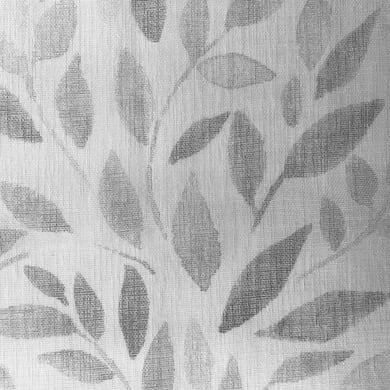 Tessuto al taglio Foglie beige 90 cm