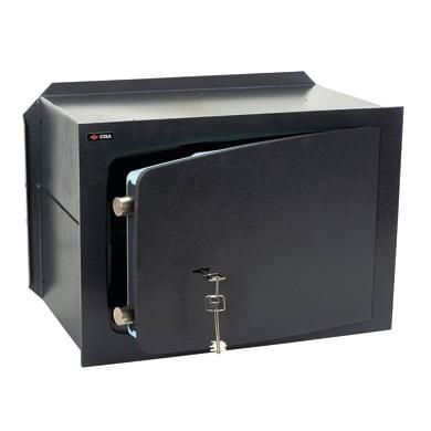 Cassaforte a chiave CISA C Key da murare L42 x P19.5 x H30 cm