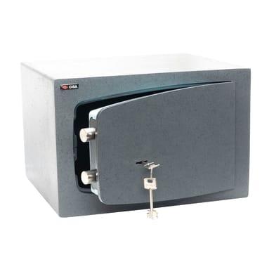 Cassaforte a chiave C Key da mobile con fissaggio L36 x P30 x H24 cm