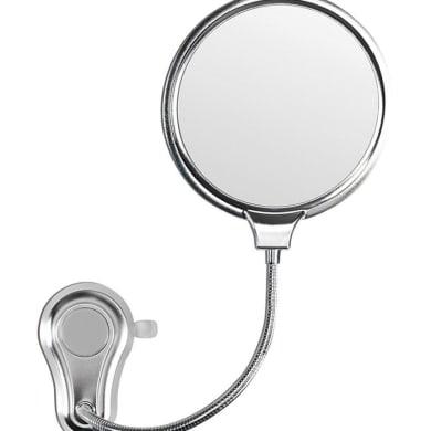 Specchio ingranditore tondo Hot L 15 x H 22 cm Ø 15 cmGedy