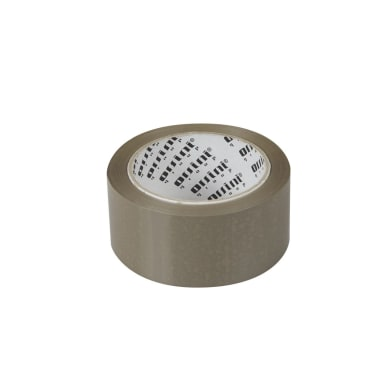 Set di 12 Nastro adesivo per imballaggio L 66 m x P 48 mm