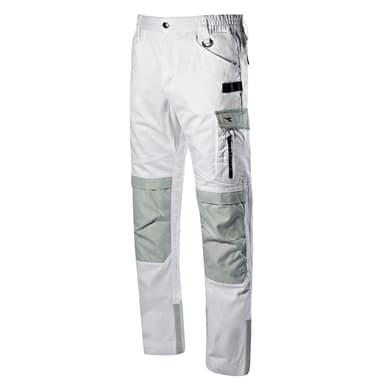 Pantalone da lavoro DIADORA UTILITY Easywork bianco tg XXL