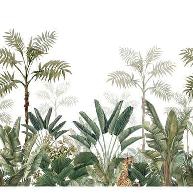 Pannello decorativo ESTA Giungla 300x280 cm