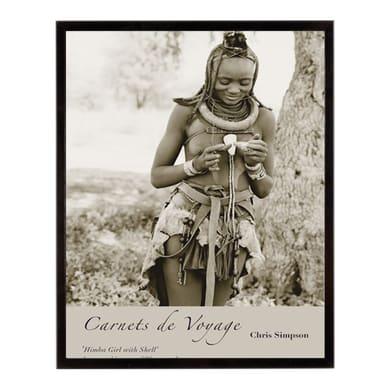 Stampa incorniciata Himba girl 30.7x40.7 cm