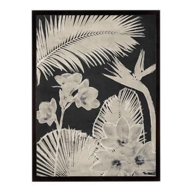 Stampa incorniciata Couture tropics 30.7x40.7 cm