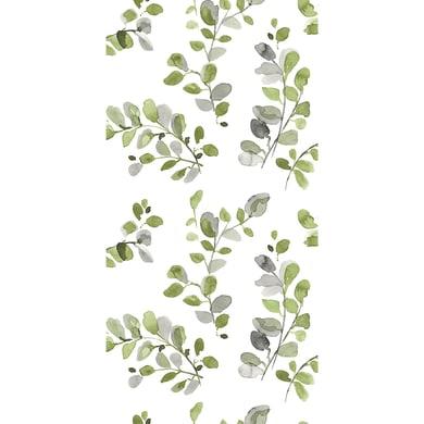 Tessuto al taglio Acacia verde 150 cm