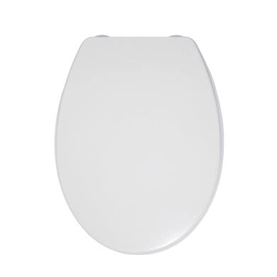 Copriwater ovale Ovale Originale per serie sanitari IDEAL STANDARD Idyl poliestere bianco