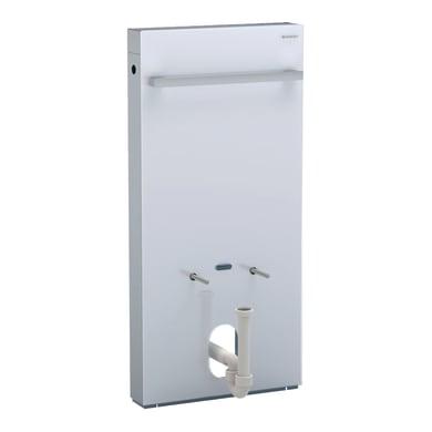 Cassetta wc a incasso GEBERIT monolith pulsante 0 L
