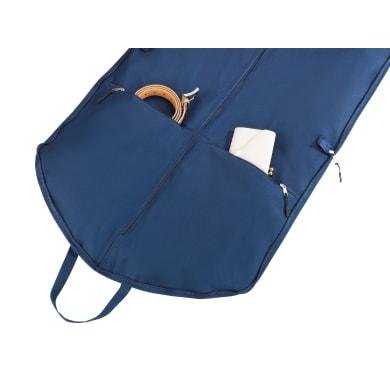 Custodia per vestiti blu L 62 x Sp 5 x H 112 cm