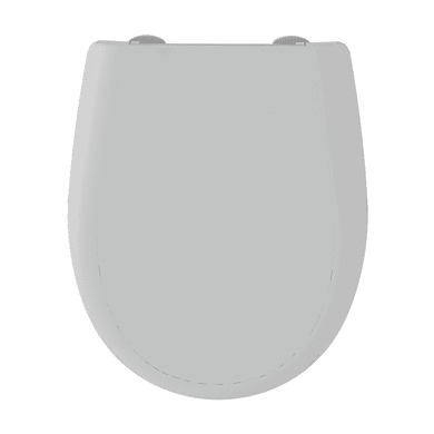 Copriwater ovale Dedicato per serie sanitari Dinasty plastica termoindurente bianco