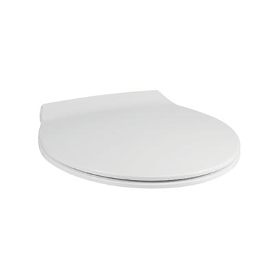 Copriwater ovale Universale Le Fiabe termoindurente bianco