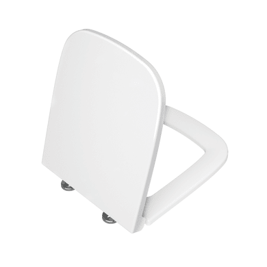 Copriwater rettangolare Originale per serie sanitari Vitra S20 termoindurente bianco