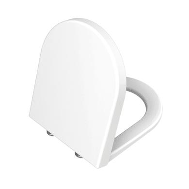 Copriwater quadrato Universale Vitra S50 plastica termoindurente bianco
