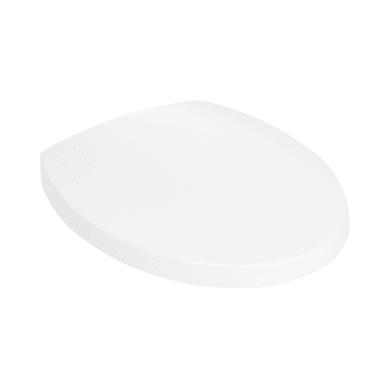 Copriwater ovale Originale per serie sanitari Erika pro termoindurente bianco