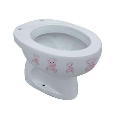 Vaso wc a pavimento orsetta